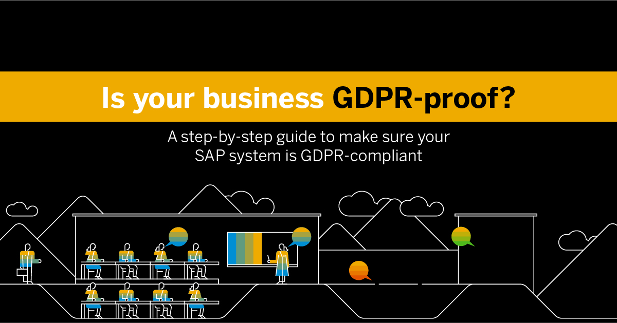 Is Your Business GDPR-Proof?